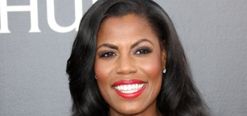 Omarosa Manigault was apparently taping everybody at the Trump White House