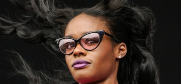 Azealia Banks has a story about Grimes consoling an acid-tripping Elon Musk