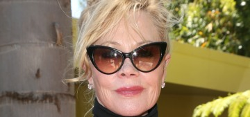 Melanie Griffith: 'I knew not to ever let somebody take advantage of me'
