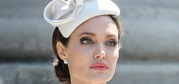 Page Six: Angelina Jolie's new lawyers were hired to 'attack' poor, poor Brad