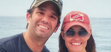 Don Trump Jr & Kimberly Guilfoyle have gross little pet names for each other