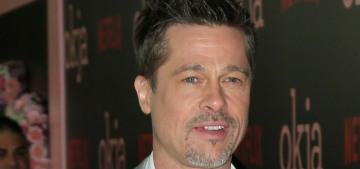 Us Weekly: Brad Pitt 'is done playing doormat to Angie,' he's getting joint custody