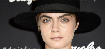 Cara Delevingne & Ashley Benson have apparently been dating for months