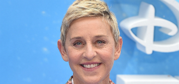 Ellen DeGeneres is designing a clothing line with Walmart