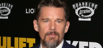 Ethan Hawke: 'Success can be like formaldehyde, it wants to freeze-dry you'