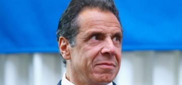 Andrew Cuomo: 'We're not going to make America great again. It was never that great'