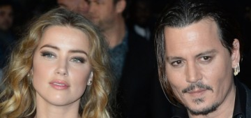 Did Amber Heard once drop a deuce in the bed she shared with Johnny Depp?