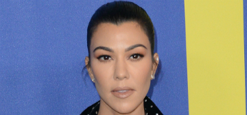 Kourtney Kardashian cut off her ex, Younes, won't 'put up with any drama'