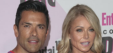 Kelly Ripa knew Mark Conseulos was the one when she saw his photo