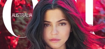 Kylie Jenner wants you to know that happiness isn't striving for materialistic things