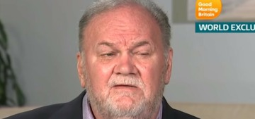 DM: Thomas Markle lied about how many lie-filled interviews he's given
