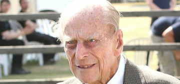 Prince Philip & Sarah Ferguson are still doing the most to avoid each other