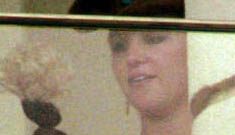 Britney falls prey to the evil tiki doll