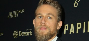 Charlie Hunnam & Rami Malek attend 'Papillon' screening, choose your fighter