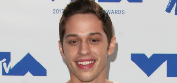 Pete Davidson got pulled over and his friend was arrested for possession