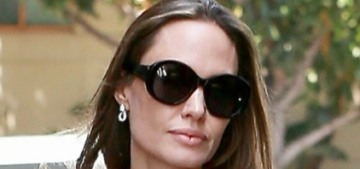Page Six: Angelina Jolie thinks Amal Clooney is Single-White-Female-ing her?