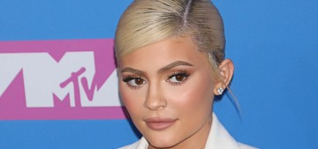 Kylie Jenner in Tom Ford at the VMAs: actually really good or still meh?