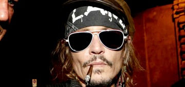 Nothing is ever Johnny Depp's fault, and he's always the hero or victim