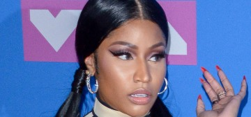 Nicki Minaj cancels North American tour amid claims she's 'spiraling out of control'