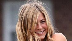 Jennifer Aniston must choose between Gerard Butler & Bradley Cooper