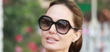 ET: Angelina Jolie & Brad Pitt worked out an interim custody agreement