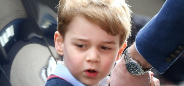 Prince George will totally learn coding & ballet during his next school year