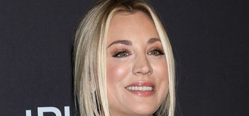 Kaley Cuoco is taking The Big Bang Theory's cancellation hard
