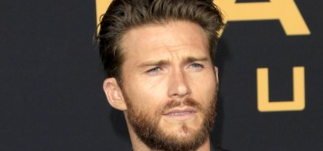 Scott Eastwood considers himself a sexual 'giver' & isn't here for slut-shaming