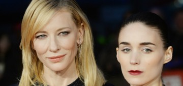Did Harvey Weinstein keep unused sex-scene footage from 'Carol'?