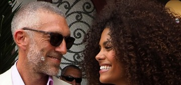 Vincent Cassel, 51, married gorgeous 21-year-old model Tina Kunakey in France