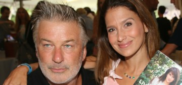 Hilaria Baldwin: Alec has only cooked for me once in entire relationship