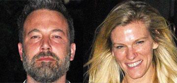 Lindsay Shookus dumped Ben Affleck because 'she had to let him hit bottom'