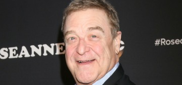 John Goodman on Roseanne Barr: 'I know for a fact that she's not a racist'