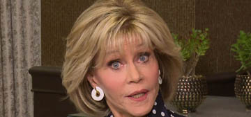 Jane Fonda's love advice: 'You have to feel seen, safe and celebrated'