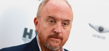 Louis CK is back at comedy clubs, months after he admitted to sexual misconduct