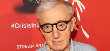 Is Woody Allen being forced to 'take a break' from filmmaking in the #MeToo era?