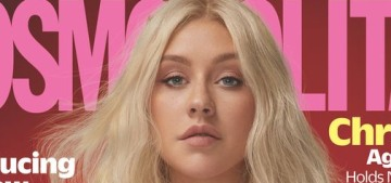 Christina Aguilera: 'It isn't my style to date another person in the business'