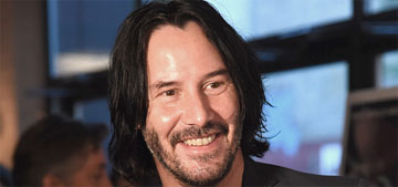 Keanu Reeves crashed a couple of weddings: promotion or just friendly?