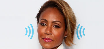 Jada Pinkett Smith: 'I've been watching a lot [of] marriages dissolve around me'