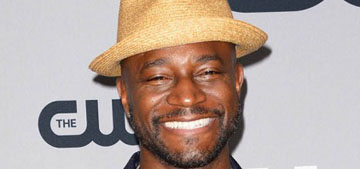 Taye Diggs is up for a 'Set it Up' sequel on Netflix