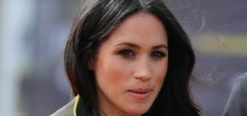 Duchess Meghan is 'still anxious' that her dad will continue to be a giant d-bag
