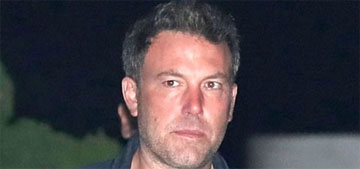 Ben Affleck had been 'drinking alone for days, hadn't showered' before rehab stay