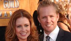 Jenna Fischer gets engaged to writer Lee Kirk