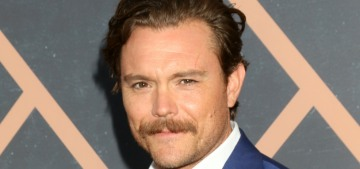 Clayne Crawford thought he was Jesus, but he was just a replaceable douche