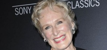 Glenn Close: 'A man might find it harder to have a highly successful wife'