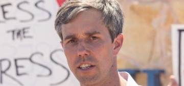 Texas GOP thoughtfully reminds everyone that Beto O'Rourke was hot in the '90s