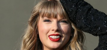 Taylor Swift thinks 'Reputation' is a bait-and-switch album about undercover love