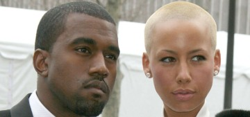 Amber Rose's therapist told her: 'You attract narcissistic sociopaths'