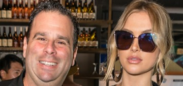 Lala Kent, 28, got engaged to Randall Emmett, 47, in Cabo over the holiday