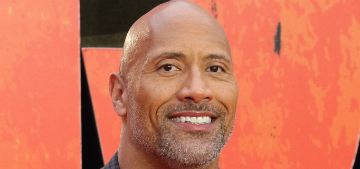 The Rock wants to be on the 'Great British Bake Off,' he's 'fascinated' with baking